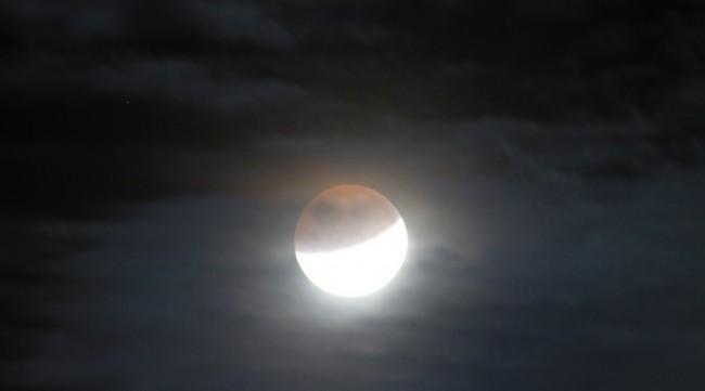 Total Lunar Eclipse in April