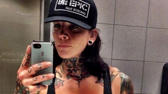 Chloie Johnson is suing CrossFit for unfair treatment of transgender athletes