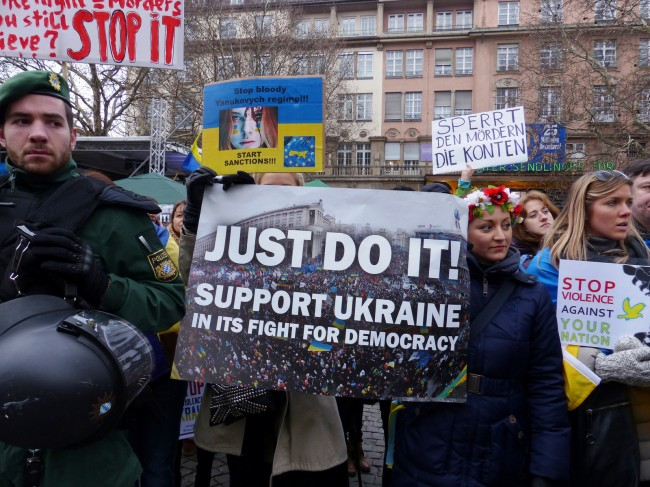 Ukraine Crisis Threatens Fragile Eurozone Economy
