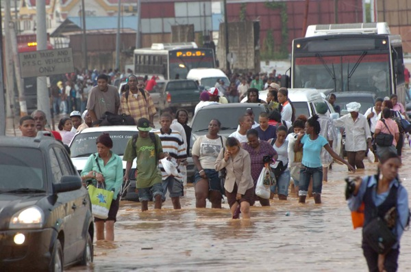 United Nations Accuses Dangerous Weather on Climate Change