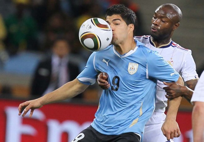 World Cup Preview, Suárez