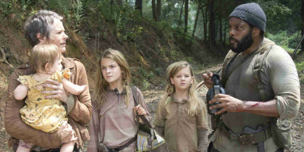 The Walking Dead The Grove The Innocents (Review)