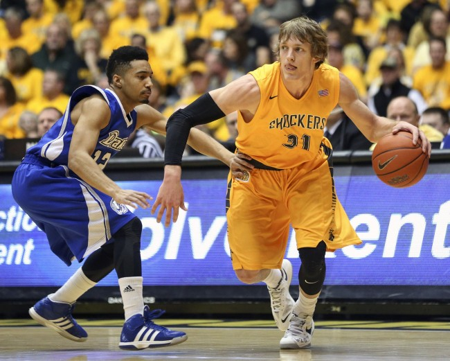 Wichita state Shockers NCAA