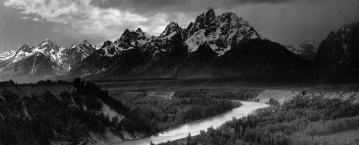 Ansel Adams and the American Landscape