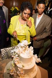 Aretha Franklin celebrates 72nd Birthday