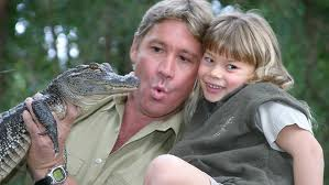 Bindi Irwin Blossoms with a Backlash