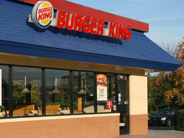 burger king baby