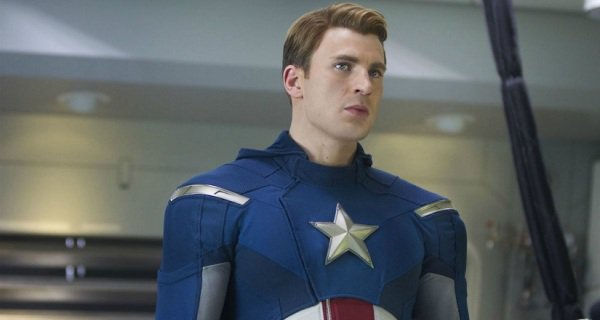 'Captain America' Chris Evans Retiring After Contract Is Done