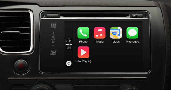 Apple CarPlay Brings Fantasy Closer to Reality