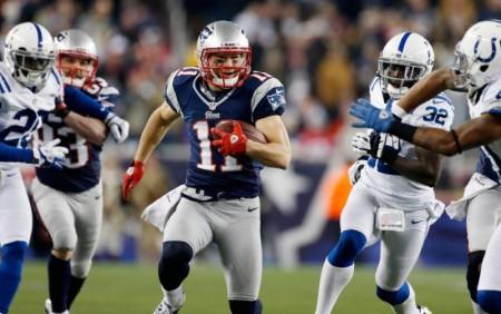 New England Patriots Re-Sign Julian Edelman
