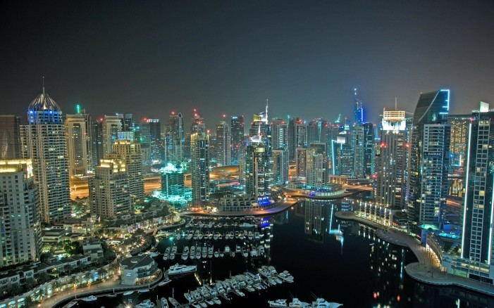 Dubai Drowning in Debt