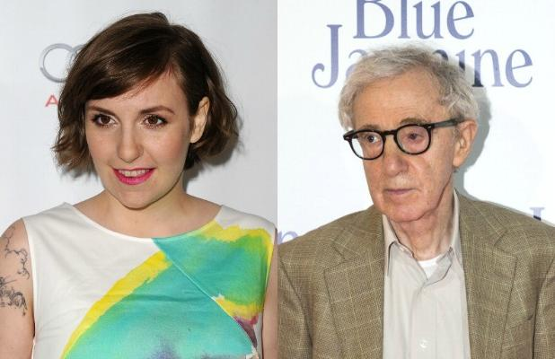 Lena Dunham 'Disgusted' by Woody Allen, Scarlett Johansson Sees No Problem