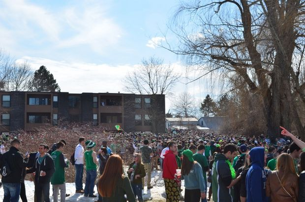 Blarney Blowout
