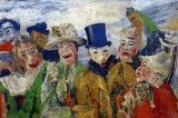 Getty Museum Presents 'The Scandalous Art of James Ensor'