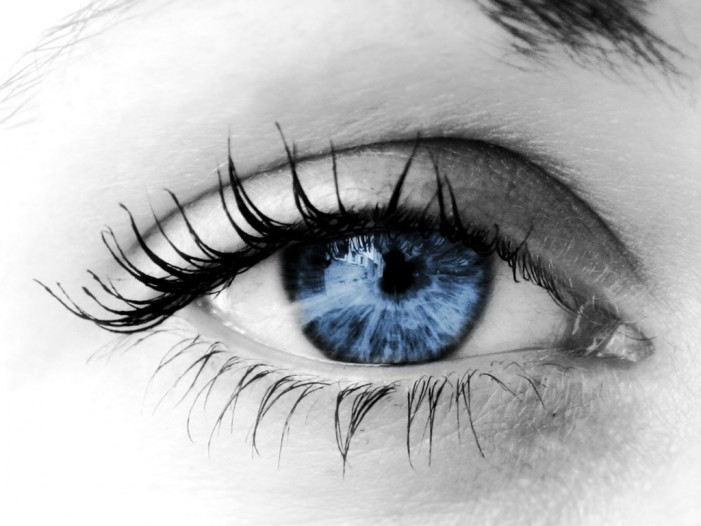 Eyes Become the Window of Expression