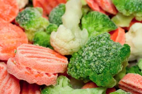 March Frozen Food Month Reigns