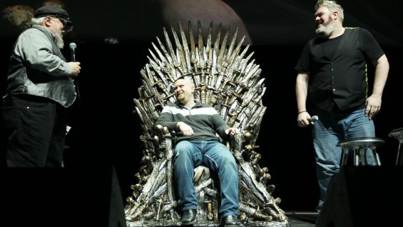 Game of Thrones Premiere Winner Won Iron Throne