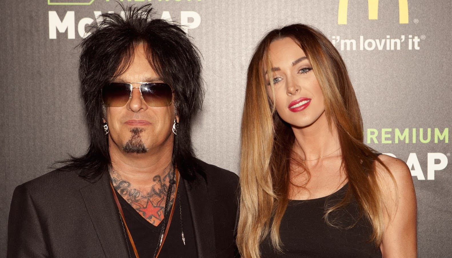 Nikki Sixx and ...