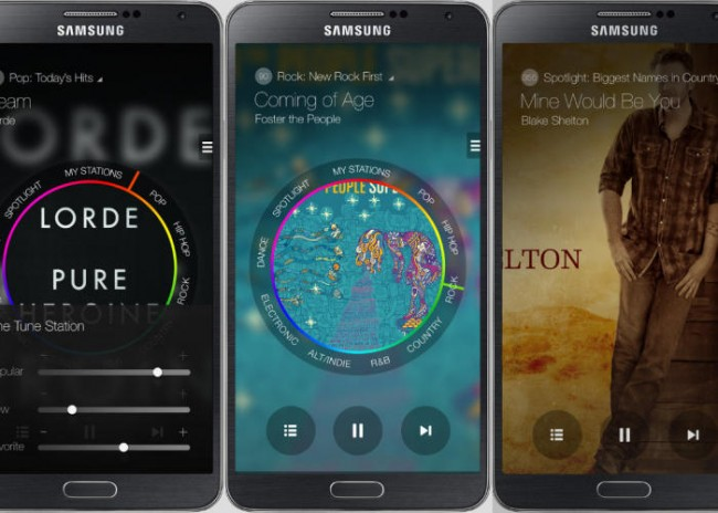 Samsung Milk Music Does a Body and Head Good