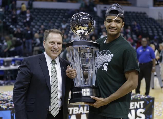 Spartans and Wolverines Battle for Big Ten