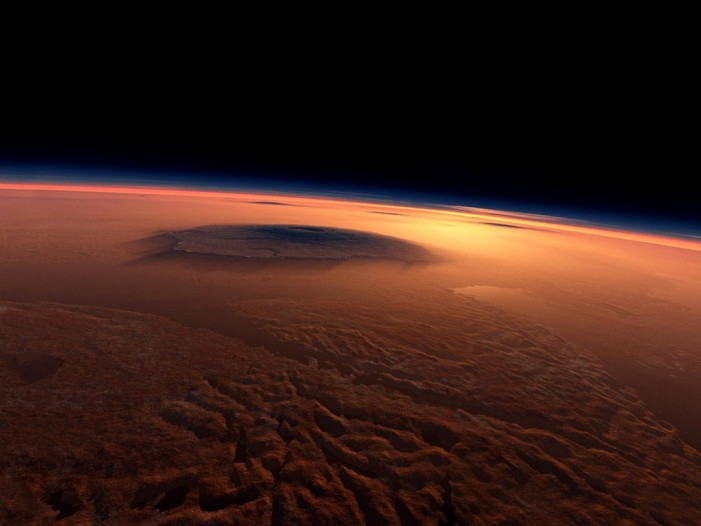 NASA Proves Water Existed on Mars