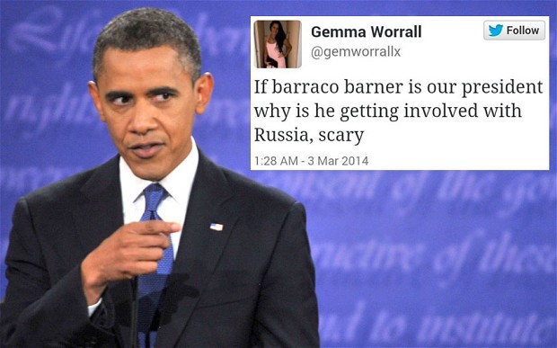 Barraco Barner Misspell Tweet Goes Viral