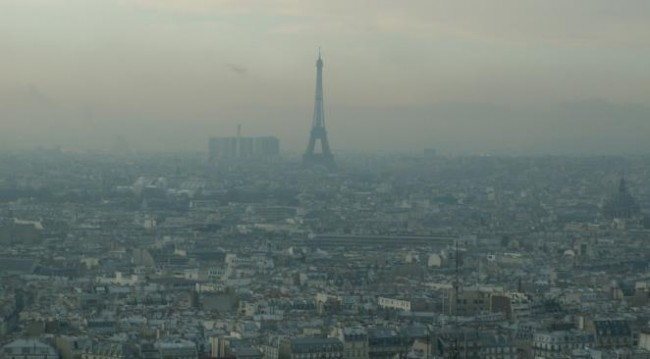 Paris Pollution Results in Free Transit Fares