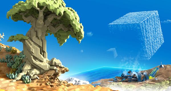 Kickstarter Project Looks to Rival Minecraft