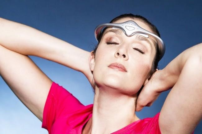 Migraine headband