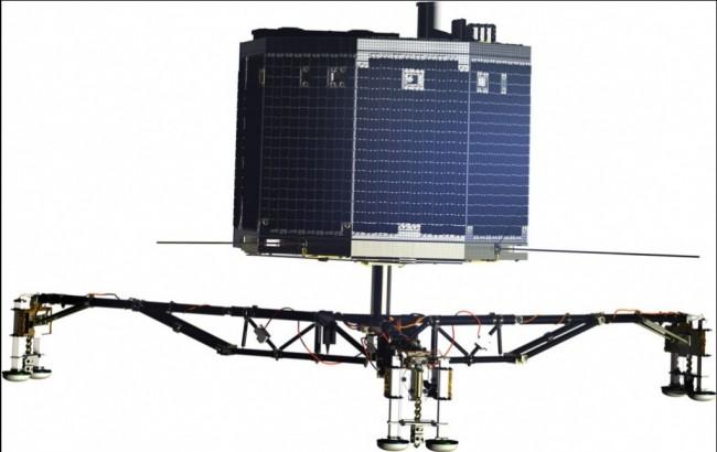 Philae Lander Reawakens From Slumber to Join Rosetta
