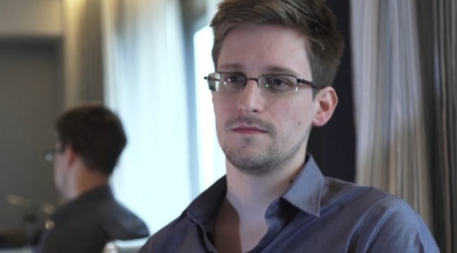 Snowden Livestream SXSW