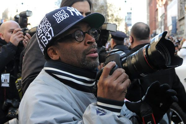 Spike Lee Has Boyhood Brooklyn House Vandalised After Comments