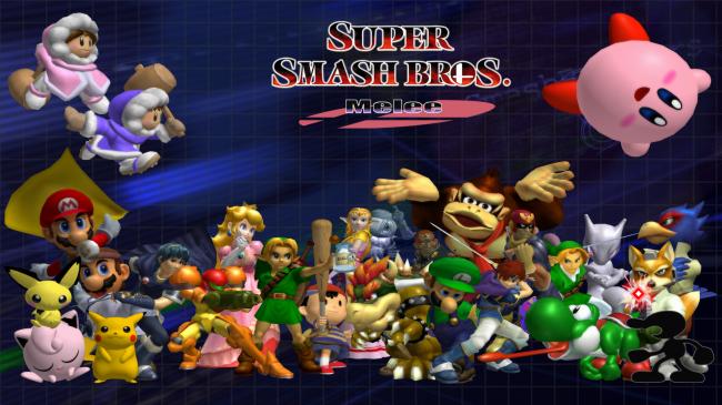 Super Smash Bros. Melee in EVO 2014