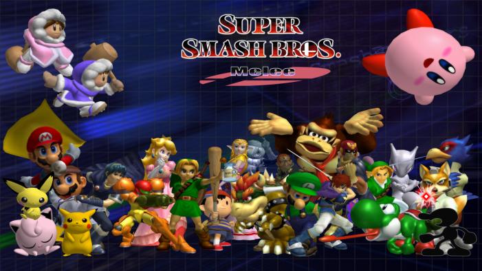 Super Smash Bros. Melee Back in EVO 2014 Roster [Video]