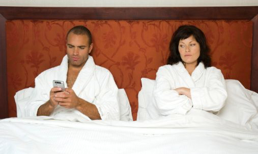 Sex While Texting? Not so Strange - Guardian Liberty Voice