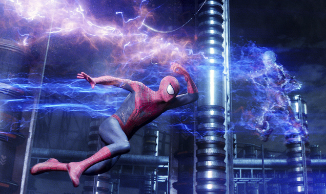 The Amazing Spider-Man 2  L.A. Preview (Video)