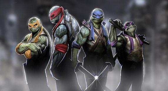 Ninja Turtles