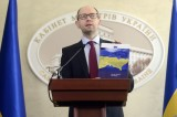 Ukraine PM Comes to Washington