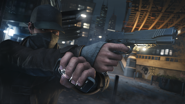 Ubisoft Announces Watch Dogs May 27