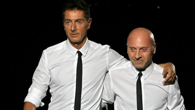 Fashion Designer Duo Dolce and Gabbana Sentenced to Prison