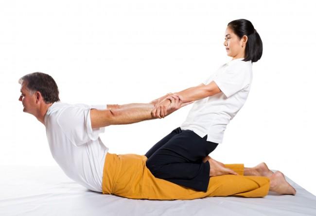 Massage: Thai vs. Swedish