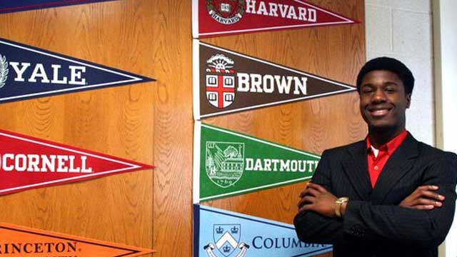 Yale Picked by Student Accepted to All Eight Ivy League Schools