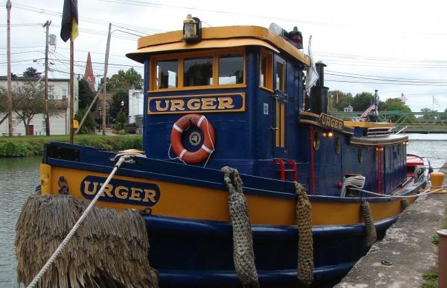 tugboat Urger