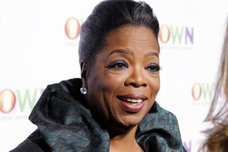 Oprah Winfrey Is Aiming for a Slam Dunk