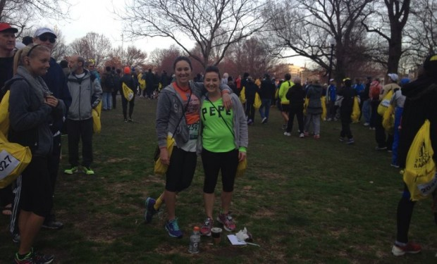 Boston Marathon Runner Amy Pepe Ready to Put Tragedy Behind Her