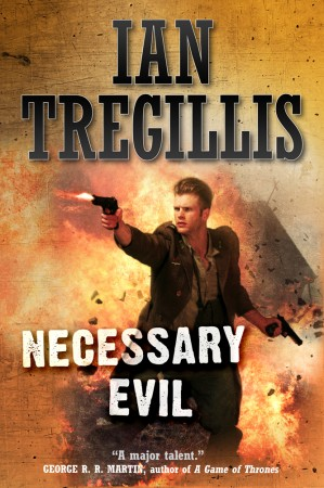 Necessary Evil: The Three Copy Book Giveaway