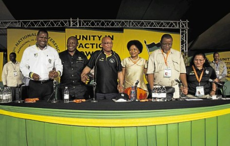 South Africa ANC