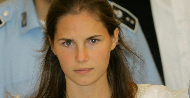 Amanda Knox Delivered Fatal Blow According to Italian Judges