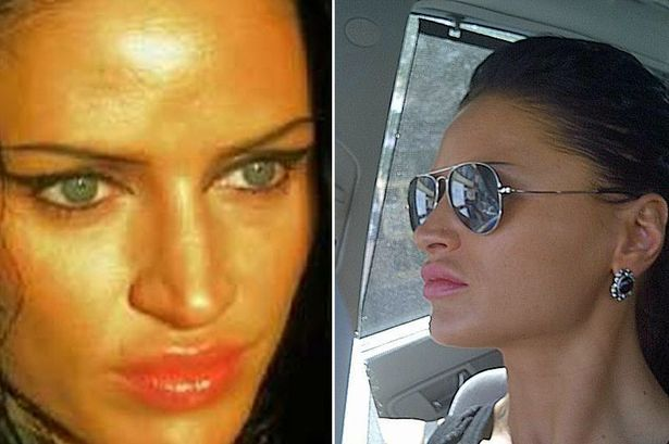 An Angelina Jolie Look-Alike Stabs and Sexually Assualts Taxi Driver