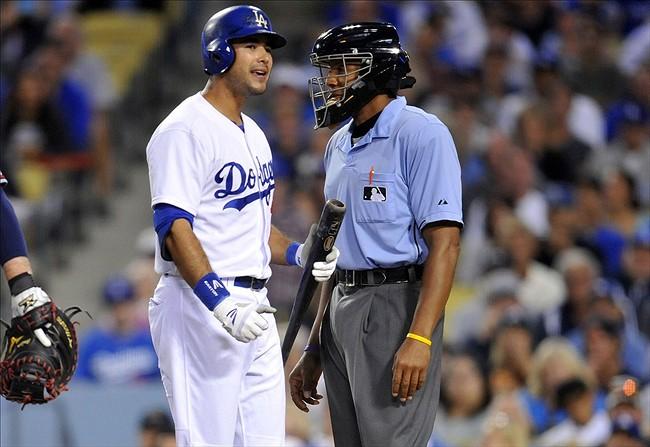 Dodgers Continue Slide